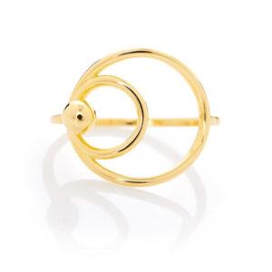 Circle-of-life-orestikkere_guld