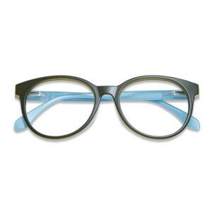 Læsebrille City green blue