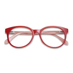Læsebrille City Tomato