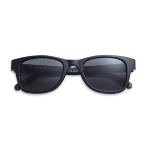 Solbriller med styrke i sort