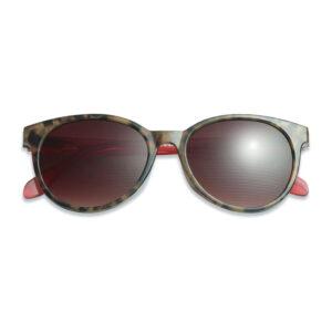 Solbrille med styrke mix stel